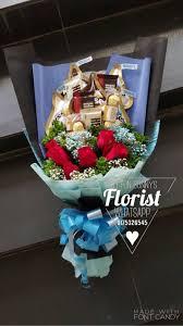 Ferrero Rocher Bouquet Designs