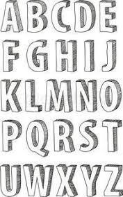 ce8ddcf c2d91c3daff2be7660 doodle alphabet hand lettering alphabet