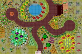 Small Picture Vegetable garden layout ideas Garden