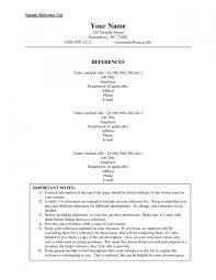 002 Resume Reference Page Template Ideas Ulyssesroom Simple Resume