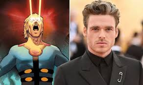 Following the events of avengers: The Eternals Cast Will Richard Madden Join Angelina Jolie To Star In Marvel S Eternals Films Entertainment Express Co Uk