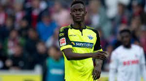 Babacar Gueye wechselt vom SC Paderborn zum Karlsruher SC - kicker