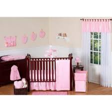 Pink Crib Bedding from Buy Buy Baby