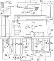93 ford ranger wiring diagram with 1993
