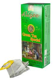 1 отзыв на Зеленый <b>чай Alizee Green Tea</b> Special в пакетиках 25*2г