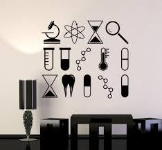 Science Wallpaper Bedroom Scientific Chalkboard Effect Wall Mural Technology Engineers