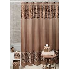 designer shower curtains extra long new best 25 brown shower curtains ideas on brown curtains