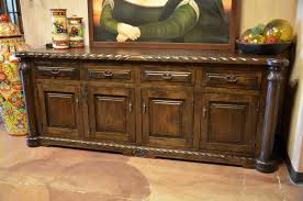 Rustic Kitchen Sideboard The Concha Buffet 8ft Is The Perfect Accent Piece For Any Dining