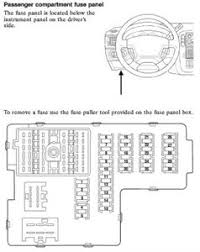 Fuse Diagram For 2000 Ford Explorer 2000 Ford Ranger Fuse Panel Diagram