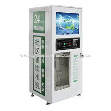Commercial Water Vending Machine Fascinating China Water Dispenser From Jinan Manufacturer Jinan DP Info Tech Co