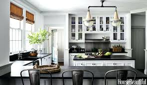 kitchens with track lighting. Kitchen Ideas Pictures Farmer Gray Track Lighting  Kitchens With