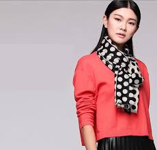 2016 <b>New Style Autumn And</b> Winter Printed Scarves Shawl Fashion ...