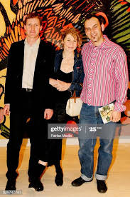 Ivan Cook, Millie Lawson and Tom Middlemost at the Margaret Preston... News  Photo - Getty Images