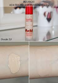 Bourjois Healthy Mix Serum Foundation 53 Bourjois Healthy