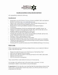 Culinary Cover Letter 40 New Culinary Cover Letter Examples Resume Simple Templates