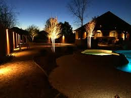 dallas landscape lighting installs fence wall lighting in and around dallas collin