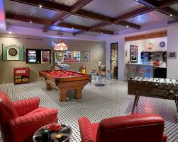 Home Interior Design Games Fascinating 48 Basement Game Room Designs Ideas Design Trends Premium Psd Modern