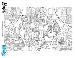 Small Picture Barbies xmas gifts coloring pages Hellokidscom