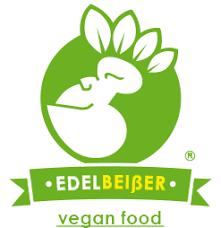 edelbeisser-vegan-food-logo • Edelbeißer