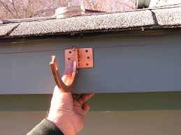 copper gutter installation 7
