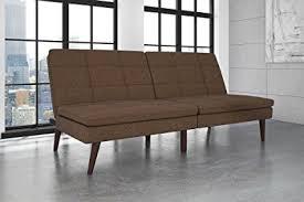 pillow top futon. Unique Futon DHP Premium Westbury Linen Pillowtop Futon Brown Inside Pillow Top Futon