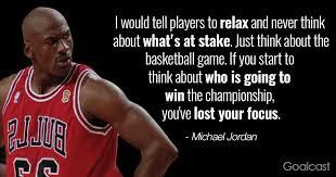 Michael Jordan Quotes Beauteous Michael Jordan Quote Don't Worry About Others Goalcast