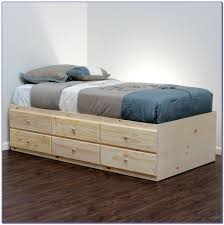 Xl Twin Bed Frame Ikea | College | Bed, Bed Frame, Bed frame with ...