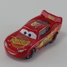 disney pixar cars 3 lightning mcqueen 1 55 scale mini cars model toys for children