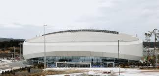 Ice Palace Seating Chart Gangneung Ice Arena Wikipedia