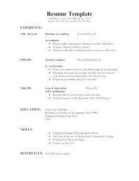 Resume For First Job Students Time With No Experience Samples