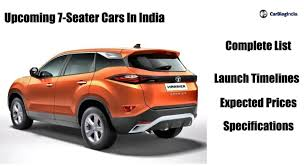 uping 7 seater cars in india launch