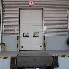 5 panel sectional garage door industrial door