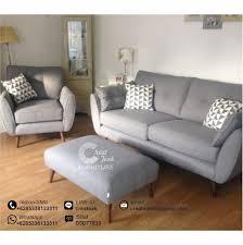 Set Sofa Tamu Retro Sarada CREATEAK FURNITURE CREATEAK FURNITURE
