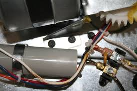 garage door capacitorHow to replace your drive gears in your Liftmaster Sears Craftsman