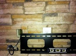 mount tv over fireplace. How To Mounting A TV Over Fireplace For Your Room Decor: Nive Bracket Mount Tv