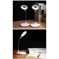 Đèn bàn học sạc tích điện - đèn led đọc sách chống cận cho trẻ học sinh-đèn  USB - Đèn bàn Nhãn hàng No brand
