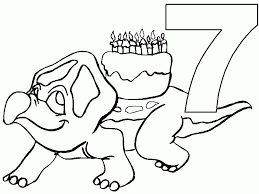 Printable coloring pages are mostly used for kids who love to coloring drawings. Happy Birthday Color Page Coloring Home