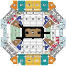 Barclay Center Brooklyn Seating Chart