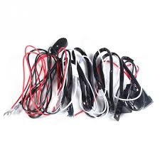aliexpress com buy 2017 universal car fog light wiring loom aliexpress com buy 2017 universal car fog light wiring loom harness kit bar fuse and relay switch black practical from reliable fog light wiring kit
