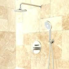delta rain head shower heads rainfall shower head system shower system with delta hydro rain shower head reviews