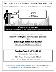Workshop Your Stop And Nyc — Search Housing Rights Sid Know d60RxXqwf0