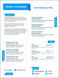 Modern Resume Template Free Word Wfacca