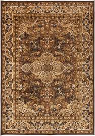dark chocolate brown area rug designs