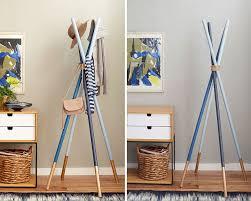 Homemade Coat Rack Ideas Inspiration Homemade Coat Rack Wwwrescuingamericabook