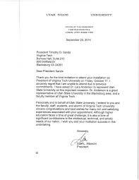 best resolutions honoring president sands images letter from stan albrecht president of utah state university