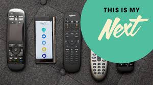Logitech Harmony Remotes Comparison Chart The Best Universal Remote You Can Buy The Verge