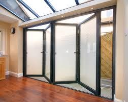 wooden bifold door blinds curtains decoration ideas ds
