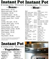 Instant Pot Conversion Chart Slow Cooker Vs Instant Pot The Typical Mom