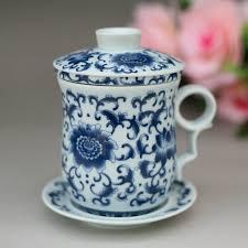 office cups. Jingdezhen Cups Bone China Tea Cup Gift Ceramic Boss Filter Office U