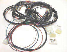 complete wiring harness new 1992 1993 harley xlh sportster complete wiring harness